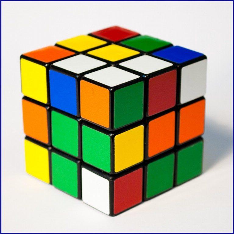 3x3 রুবিক্স কিউব (২ পিস)