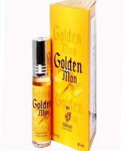 Golden Man কনসেন্ট্রেটেড পকেট পারফিউম আতর ৬ মি.লি.