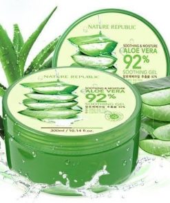 Nature Republic Aloe Vera 92% Soothing Gel - ৩০০ মিলি