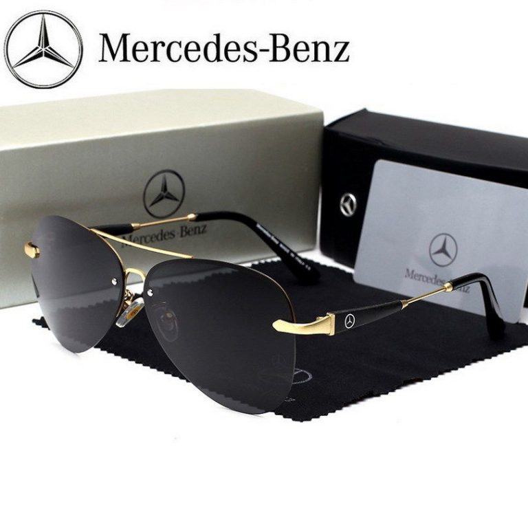 Mercedes Benz ছেলেদের ক্যাজুয়াল সানগ্লাস