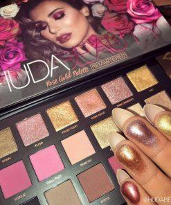 Huda Beauty Rose Gold আইশ্যাডো প্যালেট