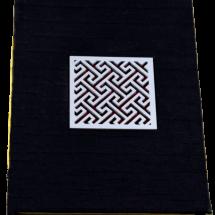 কালো পাটের কাগজের নোটবুক