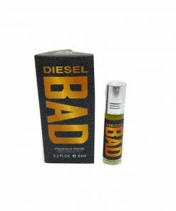 Diesel BAD কনসেন্ট্রেটেড অ্যালকোহল মুক্ত পকেট পারফিউম আতর ৬ মি.লি.