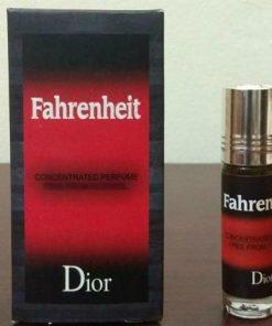 Dior Fahrenheit কনসেন্ট্রেটেড পকেট পারফিউম আতর ৬ মি.লি.