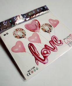 Love পার্টি বেলুন