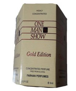 One Man Show অ্যালকোহল মুক্ত কনসেন্ট্রেটেড পকেট পারফিউম ৬ মি.লি. (৬ পিস)