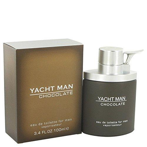 Yacht Man Chocolate কনসেন্ট্রেটেড পকেট পারফিউম আতর ১০০ মিলি