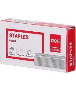 Deli (0012N) স্টাপলার পিন ২৪/৬-১মি.মি (১ বক্স)