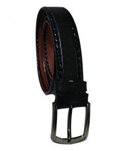 চকলেট কালার লেদারের বেল্ট AR016