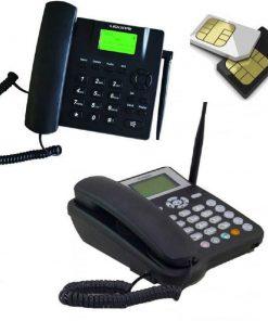 সিঙ্গেল সিম সাপোর্টেড Huawei টেলিফোন সেট