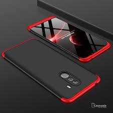 Xiaomi Redmi Poco F1 হাই কোয়ালিটি ব্যাক কভার (র্যান্ডম কালার)