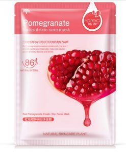 Pomegranate স্কিন কেয়ার ফেসিয়াল ময়শ্চারাইজিং অয়েল কন্ট্রোল ব্ল্যাকহেড কোরিয়ান ফেস মাস্ক