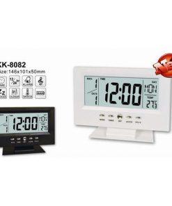 ডিজিটাল LCD ঘড়ি KK8082
