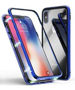 স্ট্রং ম্যাগনেটিক Samsung Galaxy M10 গ্লাস কেস