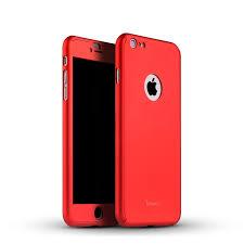 Iphone 6s 360 ব্যাক কভার (র্যান্ডম কালার)