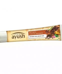 Lever Ayush Toothpaste Clove Oil (80gm)