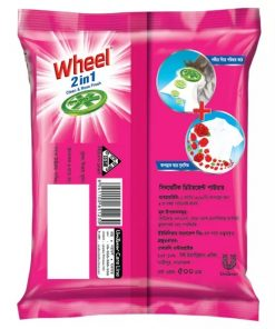 Wheel Washing Powder 2in1 Clean & Rose (500 gm)