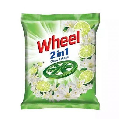 Wheel Washing Powder 2in1 Clean & Fresh (500 gm)