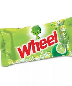 Wheel Washing Powder Laundry Bar