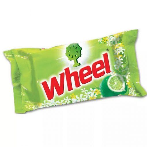 Wheel Washing Powder Laundry Bar