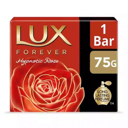 ১০ পিস LUX Hypnotic Rose Soap Bar (75 gm)