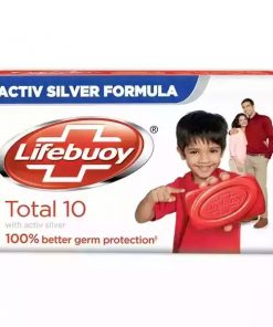 Lifebuoy Soap Bar Total 100 gm