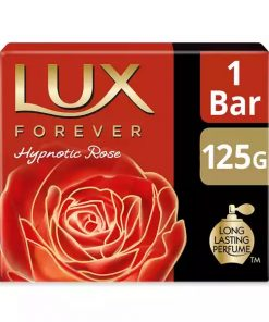 Lux Soap Bar Hypnotic Rose (125 gm)