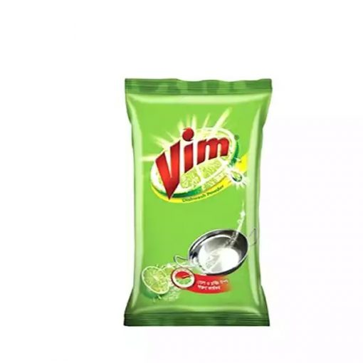 ১০ পিস VIM Dishwashing Powder (500 gm)