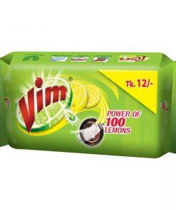 ১০ পিস VIM Dishwashing Bar (100 gm)