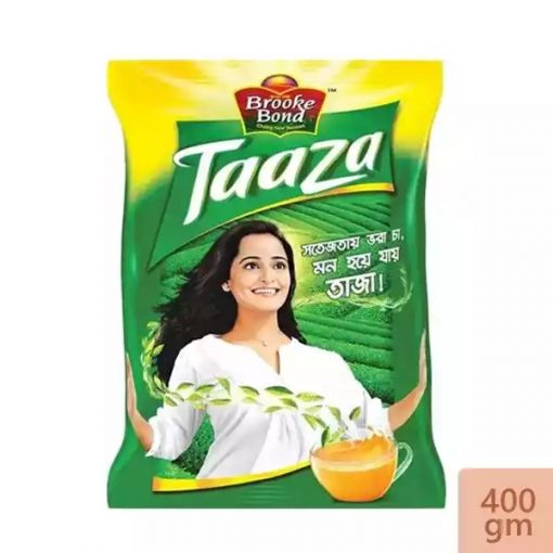 Brooke Bond Taaza Black Tea (400 gm)