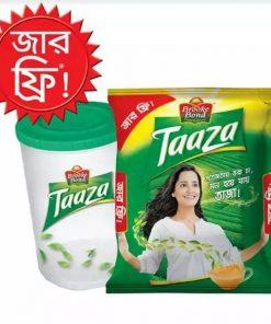 Brooke Bond Taaza Black Tea (Jar Free) (400 gm)