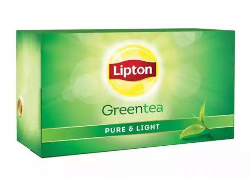 Lipton Green Tea Bag Pure & Light 50 pcs