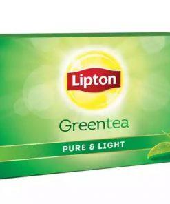 Lipton Green Tea Bag Pure & Light 25 pcs