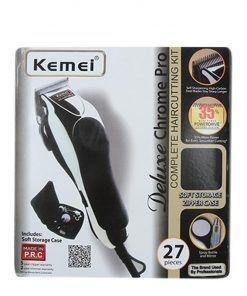 Kemei KM-8825 ডিলাক্স ইলেকট্রিক পাওয়ার কর্ড প্রফেশনাল সেলুন ট্রিমার