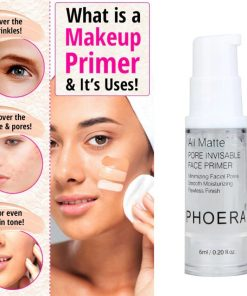 PHOERA Brighten Face Smooth Foundation Well Control Liquid Primer