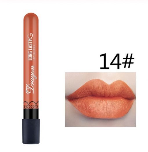 Dragon Long Lasting Waterproof Lip Tint Liquid Lipstick