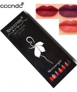 Ibcccndc 12 Piece / Set Waterproof Long Lasting Matte Lipliner