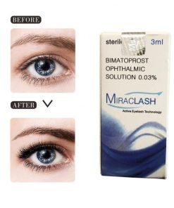 3ml 7 Day Eyelash Enhancer Longer Fuller Thicker Lashes Eyelash Growth Eye Serum