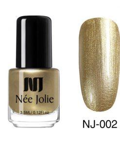 NEE JOLIE Glitter Sequence Nail Polish 3.5ml