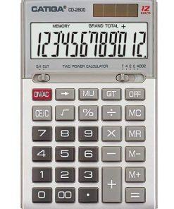 CATIGA CD-2600 ১২ ডিজিট ক্যালকুলেটর