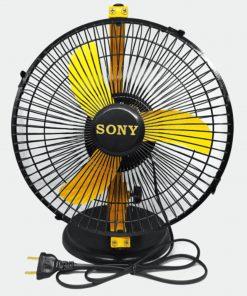 Sony Stormy ৯ ইঞ্চি হাই স্পিড টেবিল ফ্যান (৩ পাখা)