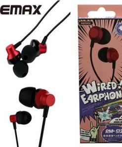 Remax RM-512 Wire Headphone