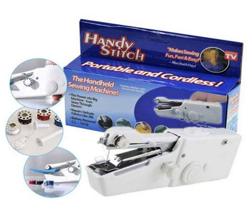 Portable Mini Handheld OEM Handy Stitch Sewing Machine