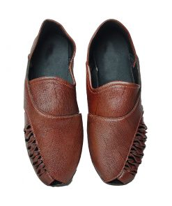 Gents Long Lasting Classic Design Leather Sacci Shoe