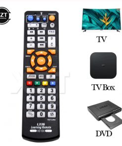 Exclusive Multi-use L336 IR Smart Learning Function Remote Control
