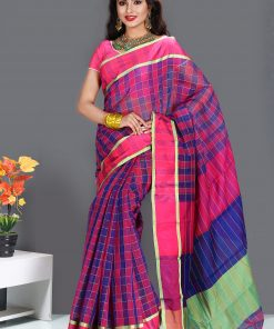 Attractive Color Original Silk Gorgeous Printed Dhansiri Saree DS269