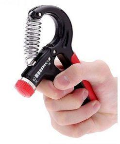 Adjustable hand grip exerciser