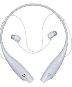 LG Tone White color wireless bluetooth headphone