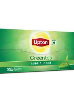 Lipton Green Tea-Bag Pure & Light