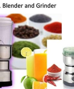 Nima 2 in 1 Exclusive Electronic Grinder and Blender